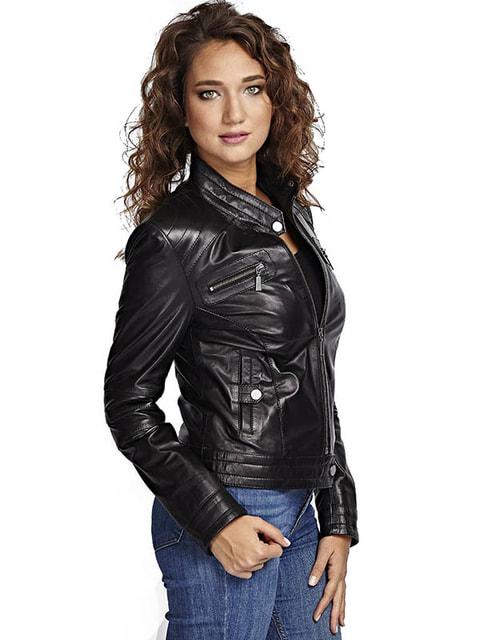 Куртка черная Deriza 4698127