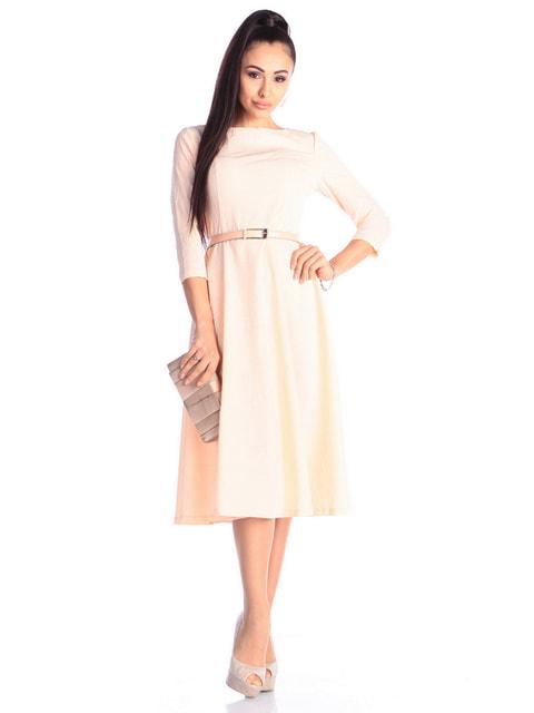 Сукня бежева Laura Bettini 4690419