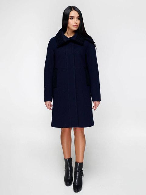 Пальто темно-синее Favoritti 4711637