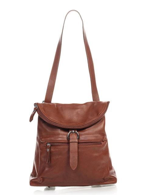 Сумка-рюкзак коричнева Firenze 4712601