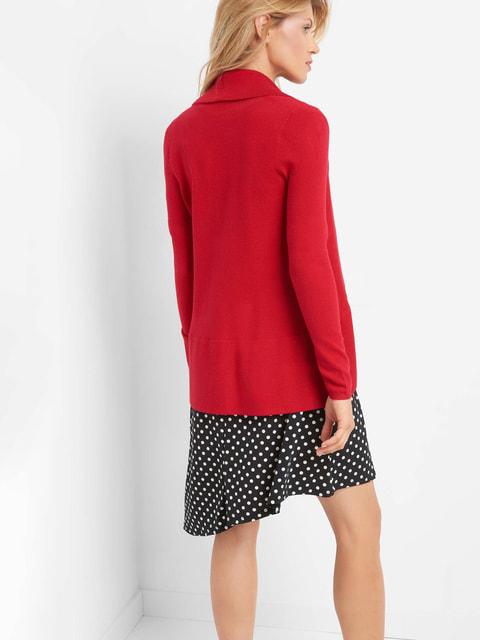 Кардиган красный Orsay 4677697