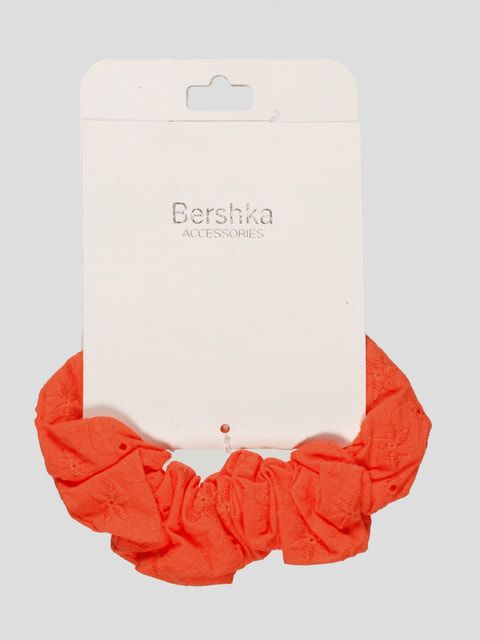 Резинка оранжевая Bershka 2334423