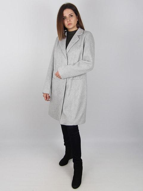Пальто светло-серое S.Oliver 4456357