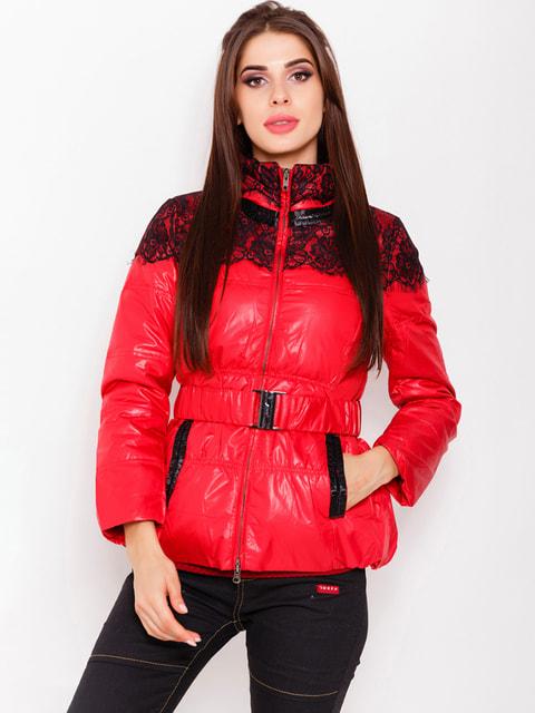 Куртка красная Magnet 4716945