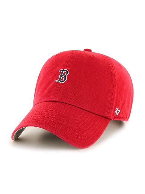Бейсболка червона з вишивкою 47 Brand 4594253