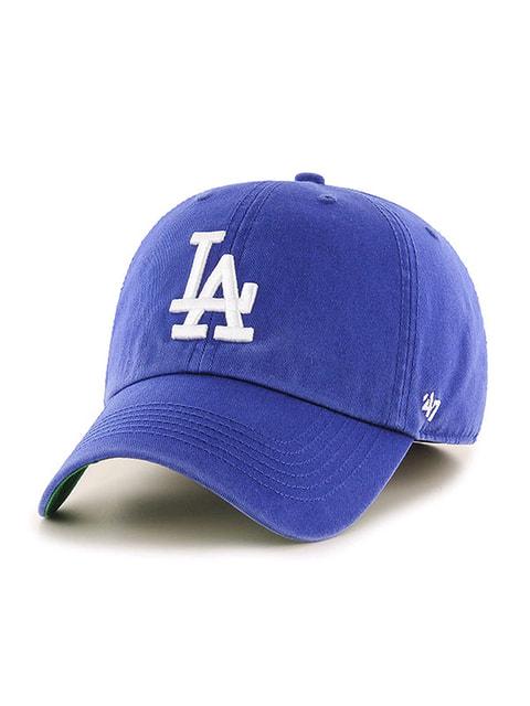 Бейсболка синяя с вышивкой 47 Brand 4594262
