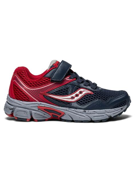 Кросівки червоно-сині Cohesion 10 A/C SAUCONY 4715462