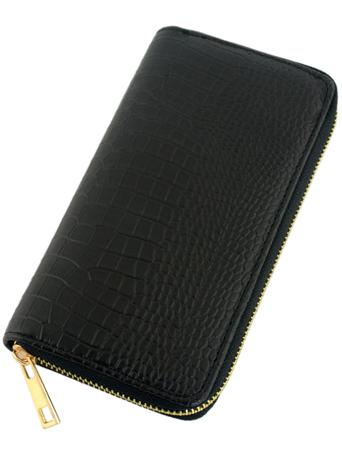 Бумажник черный Traum 4692562