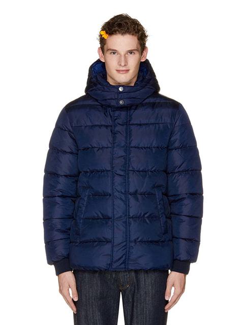 Куртка синяя Benetton 4719861