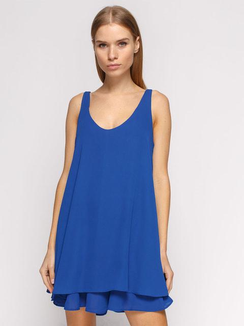 Сарафан синий Pull&Bear 2693759