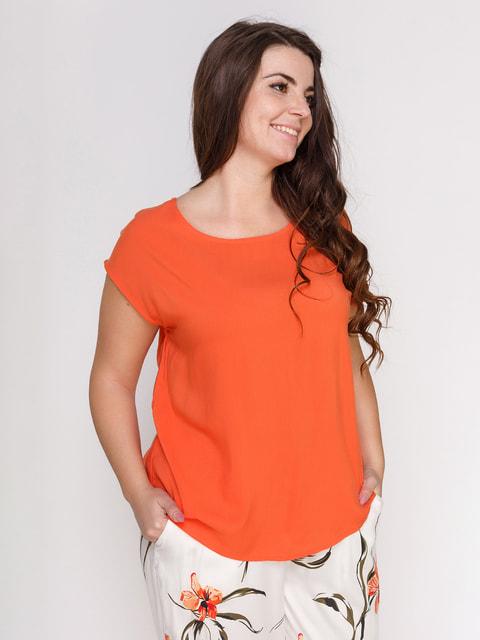 Блуза яскраво-помаранчева B.Young 4560116
