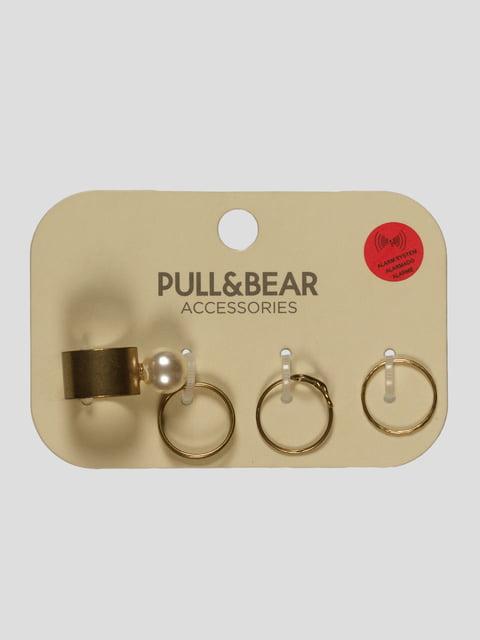 Набор колец Pull&Bear 2710343