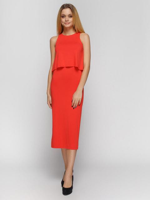 Сукня червона Stradivarius 3794153