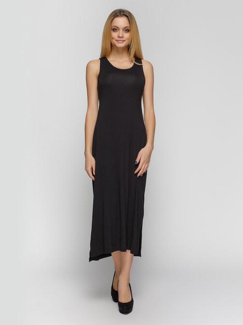 Сукня чорна Stradivarius 3794303
