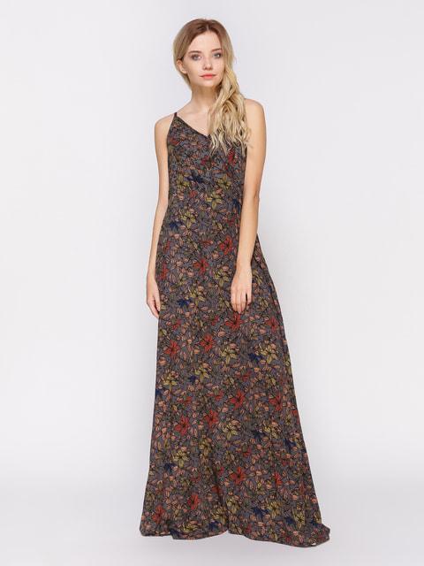 Сукня в принт B.Young 4560030