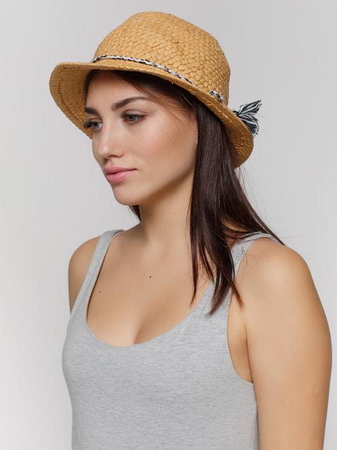Шляпа бежевая Stradivarius 3812035