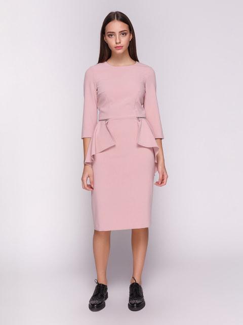 Платье розовое Dolcedonna 4611745