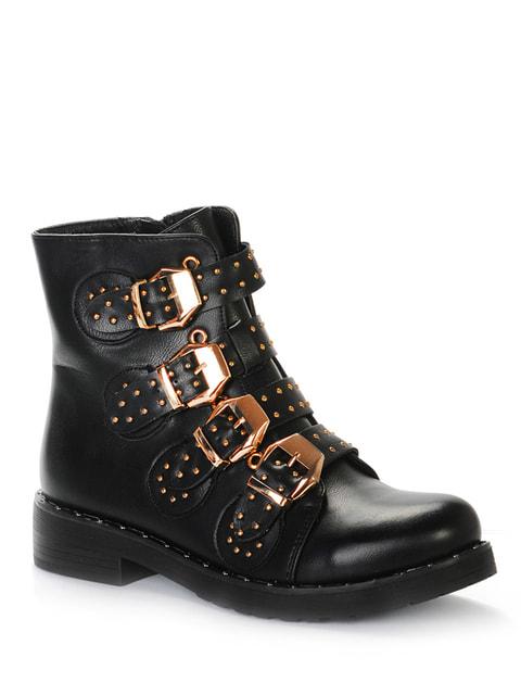 Ботинки черные Violeta 4719386