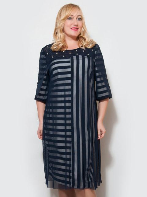 Сукня темно-синя LibeAmore 4724315