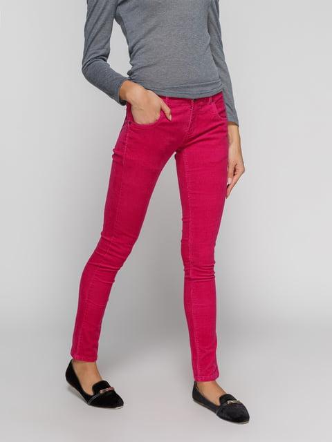 Штани кольору фуксії Alcott 2323318