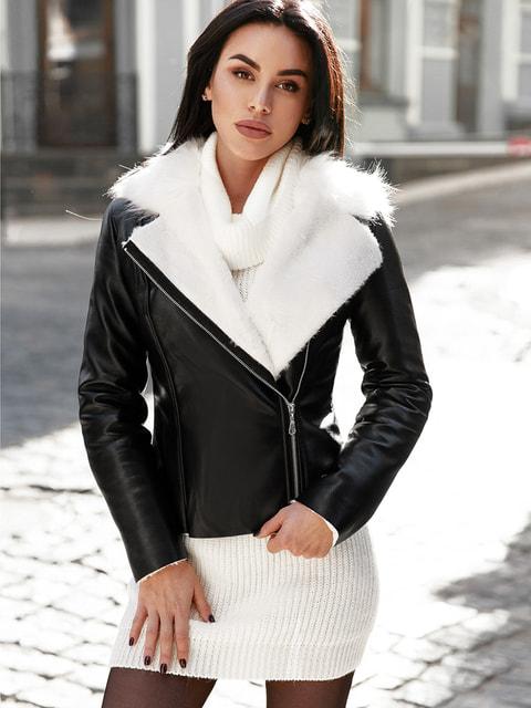 Куртка черная Gepur 4726460