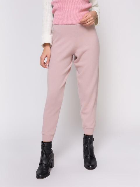 Штани рожеві Benetton 4725414