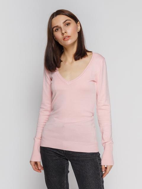 Пуловер рожевий Alcott 2325746