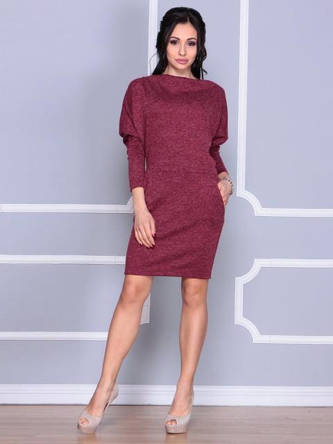 Сукня бордова Laura Bettini 4723774