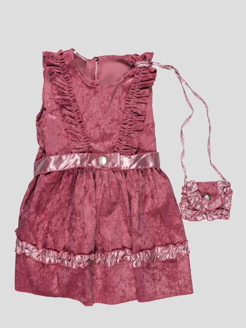 Комплект: сукня і сумка Lider Class 4712385