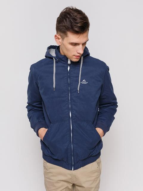 Куртка синя Springfield 3966777