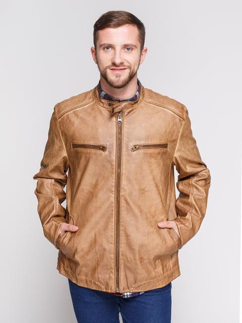 Куртка коричнева Springfield 3966857