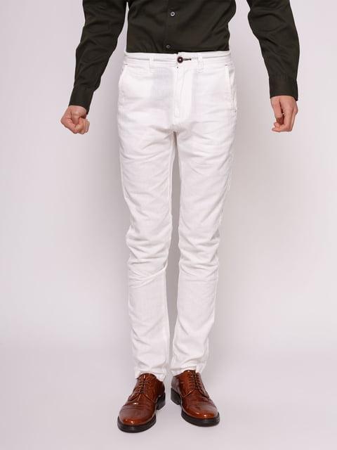 Штани білі Springfield 3009599