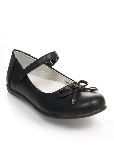 Туфлі чорні Lilin 4708120