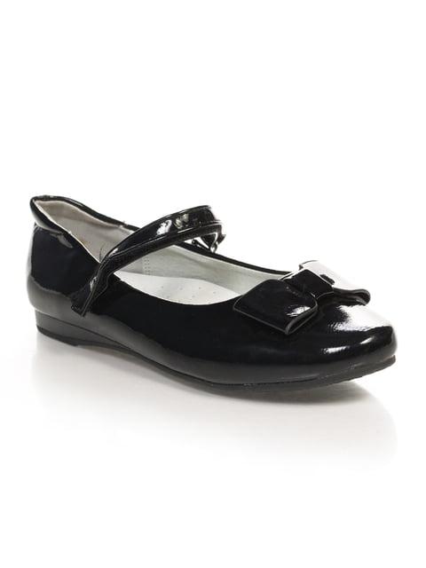 Туфли черные Kimboo 4708114