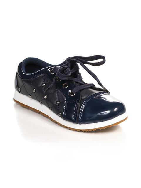 Кросівки чорні Шалунишка 4708057
