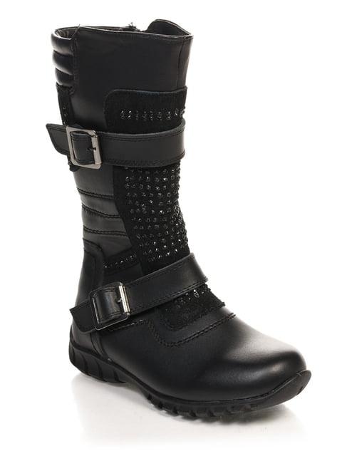 Сапоги черные Шалунишка 4708065
