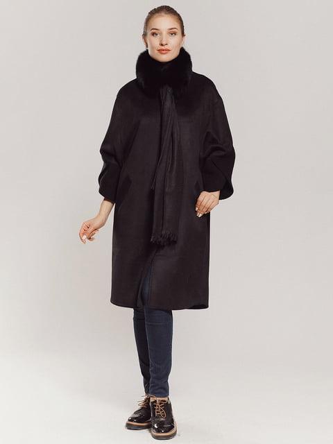Пальто чорне Esmeralda 4739302