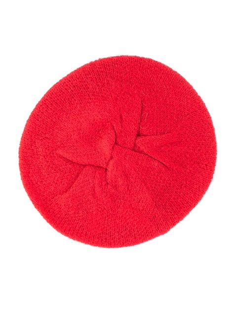 Берет червоний Benetton 4607179