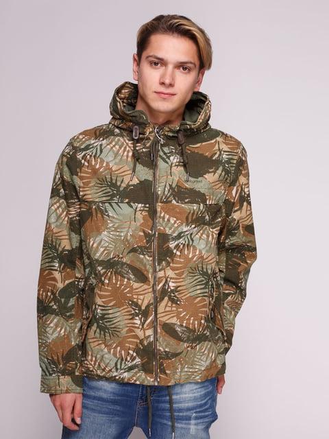 Куртка в принт Springfield 3009913