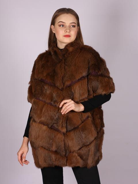 Кожушок коричневий Jakko 4740471
