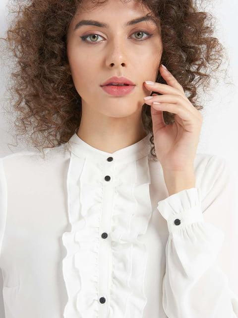 Блуза белая Orsay 4730173