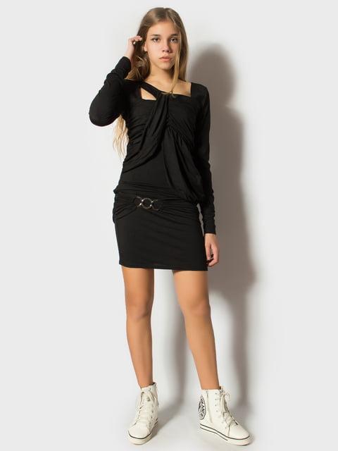 Сукня чорна LibeAmore 4741053