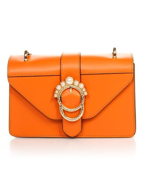 Сумка помаранчева Amelie Pelletteria 4742678