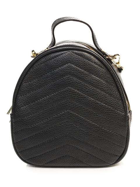 Рюкзак чорний Sofia Rossi 4760435