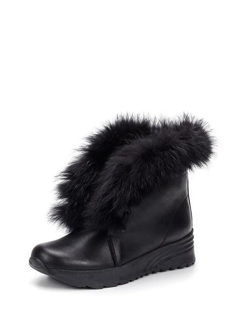 Ботинки черные Tops 4761419
