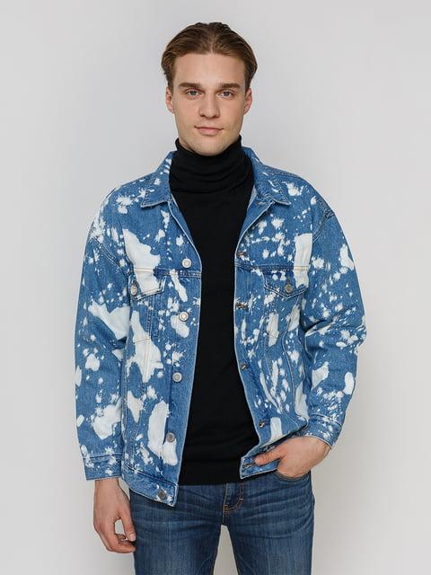 Куртка блакитна H&M 4733539