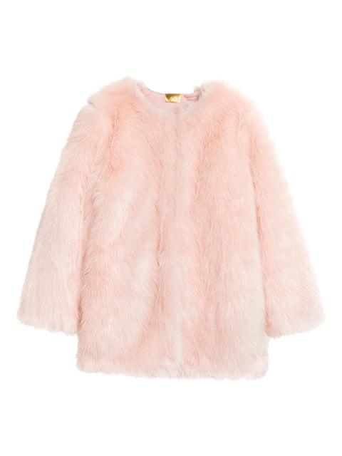 Кожушок рожевий H&M 4733457
