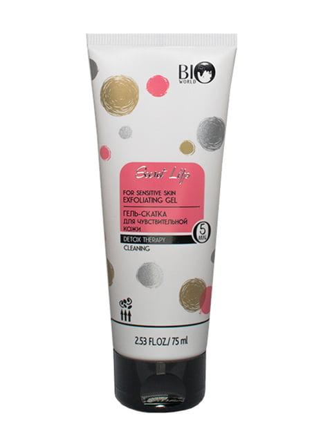 Гель-скатка для чутливої шкіри (75 мл) BioWorld 4762158
