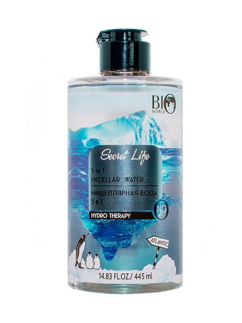 Мицеллярная вода 5в1 (445 мл) BioWorld 4762183