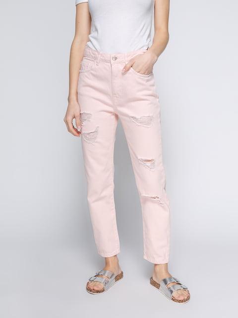 Штани рожеві Pimkie 3786429